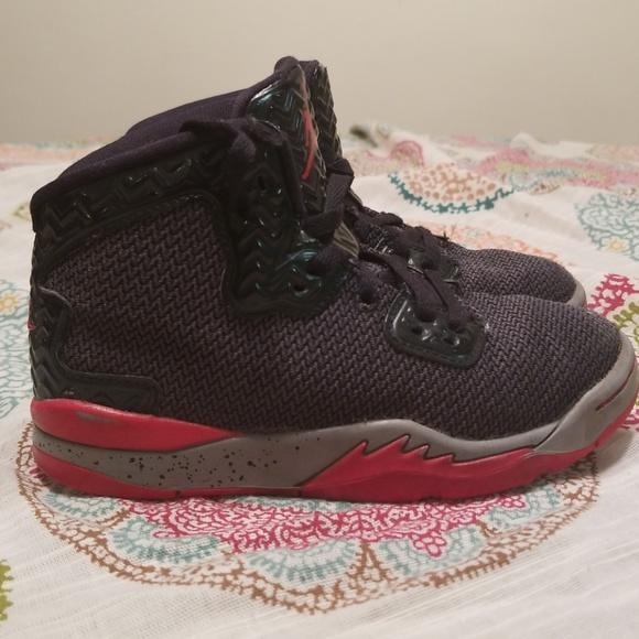 Jordan Other - 🔥JORDAN Air Spike 40 Size 12c black and red 24fd794c9